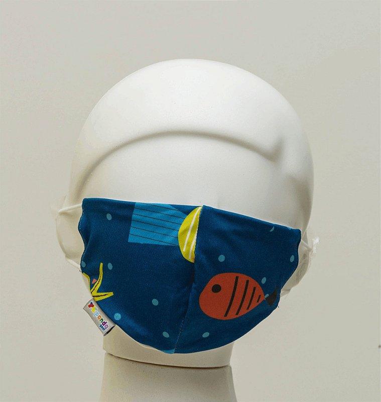Máscara - Fundo do Mar