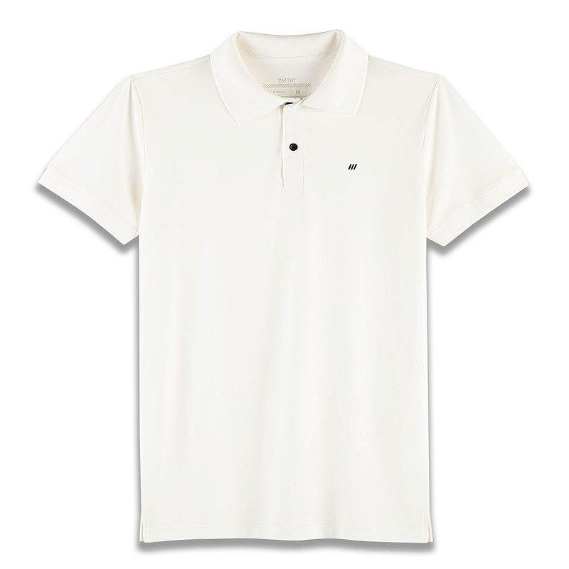 Camisa Polo Mugello - Marfim