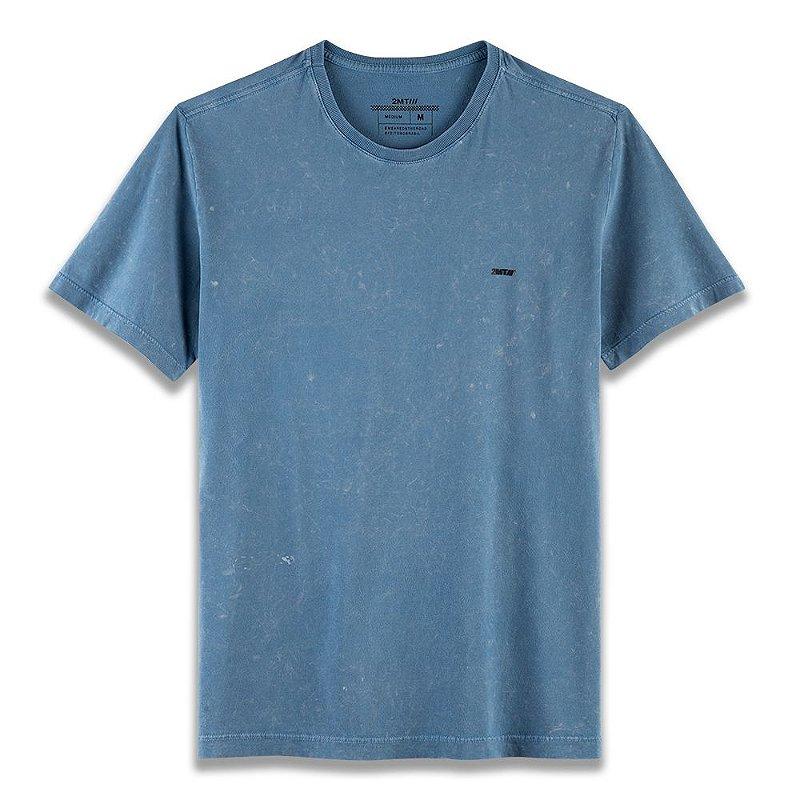 Camiseta Spacedust - Azul