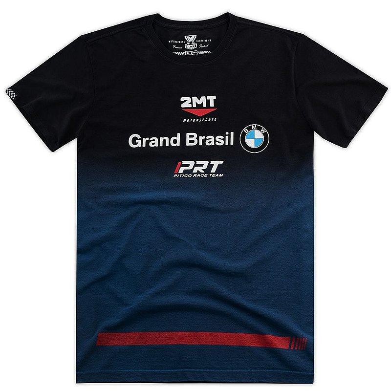 Camiseta OFICIAL Equipe BMW