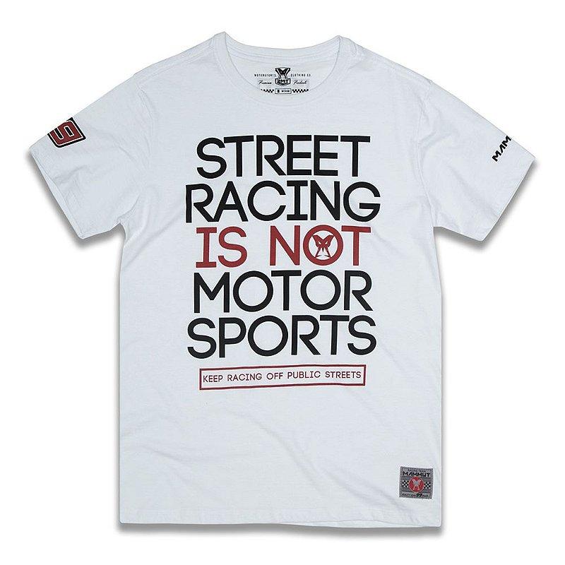Camiseta No Street Racing