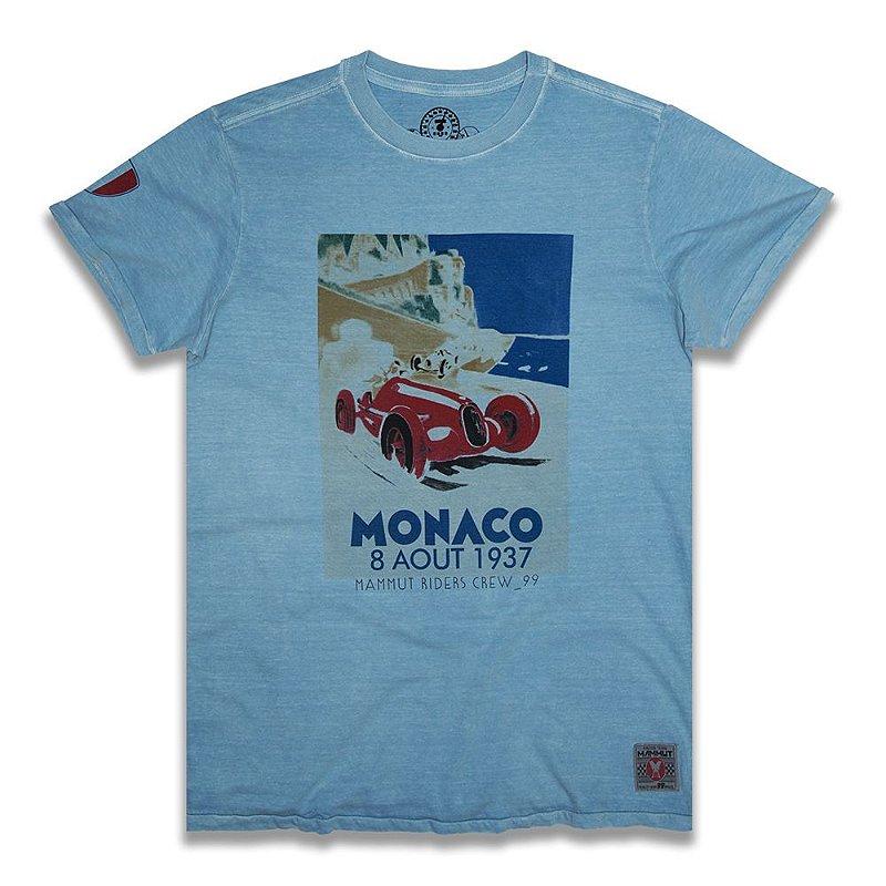 Camiseta Monaco