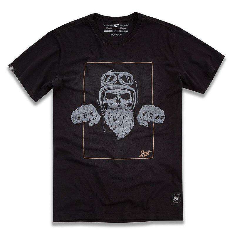 Camiseta Skull Barba