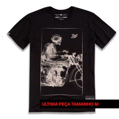 Camiseta Custom Raio X