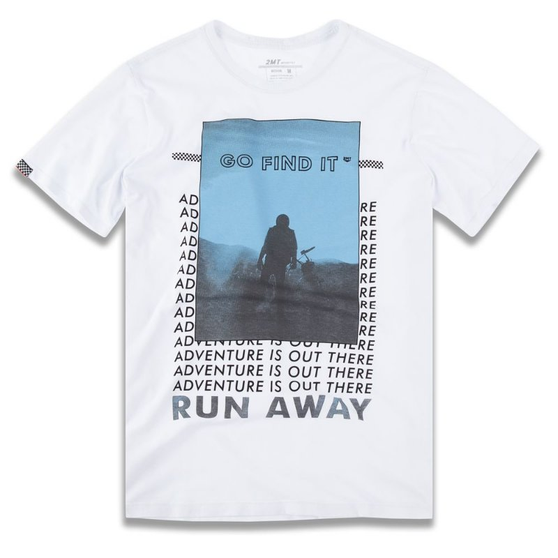 Camiseta Run Away