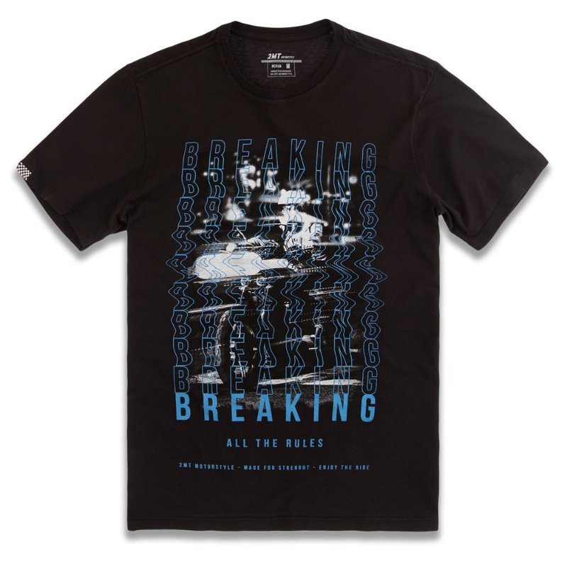 T-SHIRT BREAKING