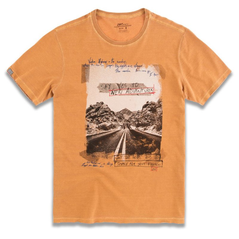 CAMISETA NEW ADVENTURES