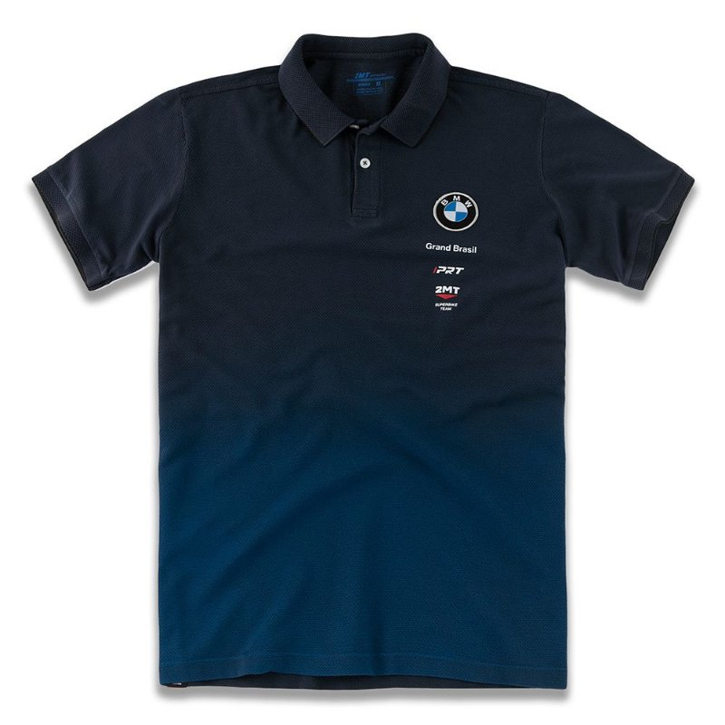 CAMISA POLO BMW SUPERBIKE