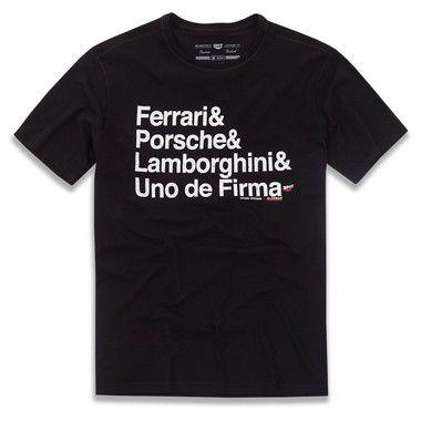 Camiseta Uno de Firma