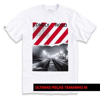 CAMISETA LONELY ROAD