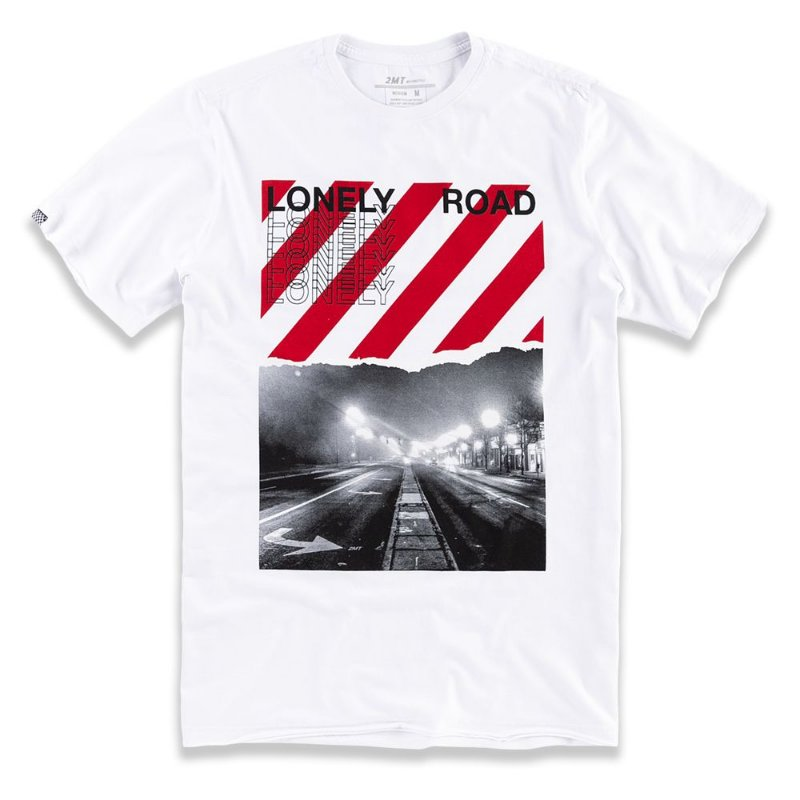 T-SHIRT LONELY ROAD