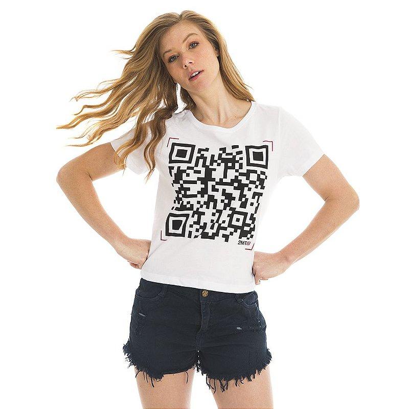 Camiseta QR Code