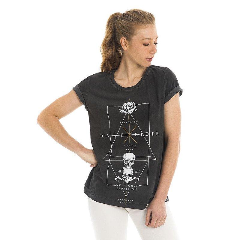 Camiseta Dark Rose