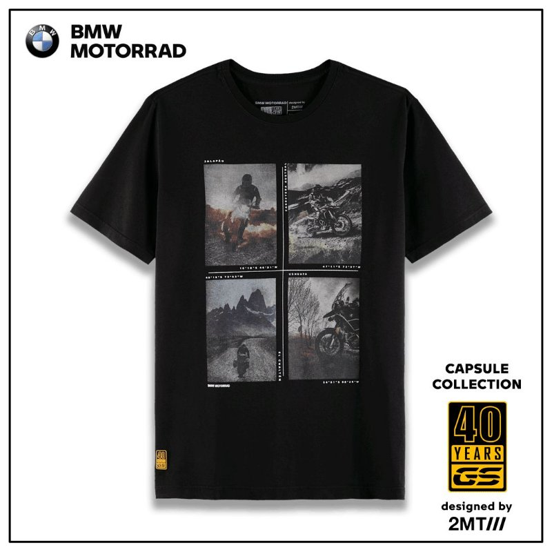 Camiseta BMW 4 Season - Masculino