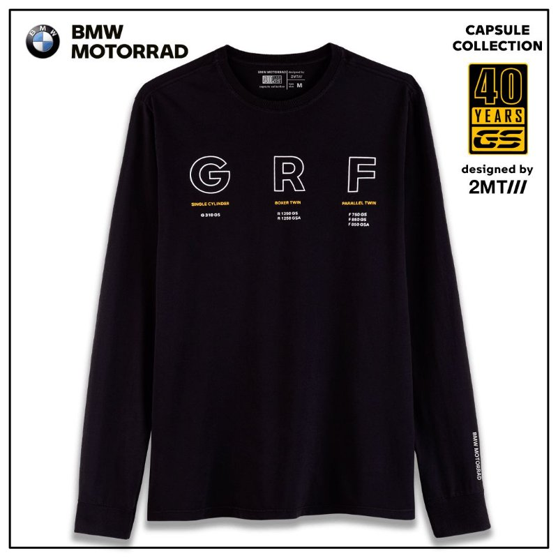 Camiseta BMW 40Years GRF - Masculino