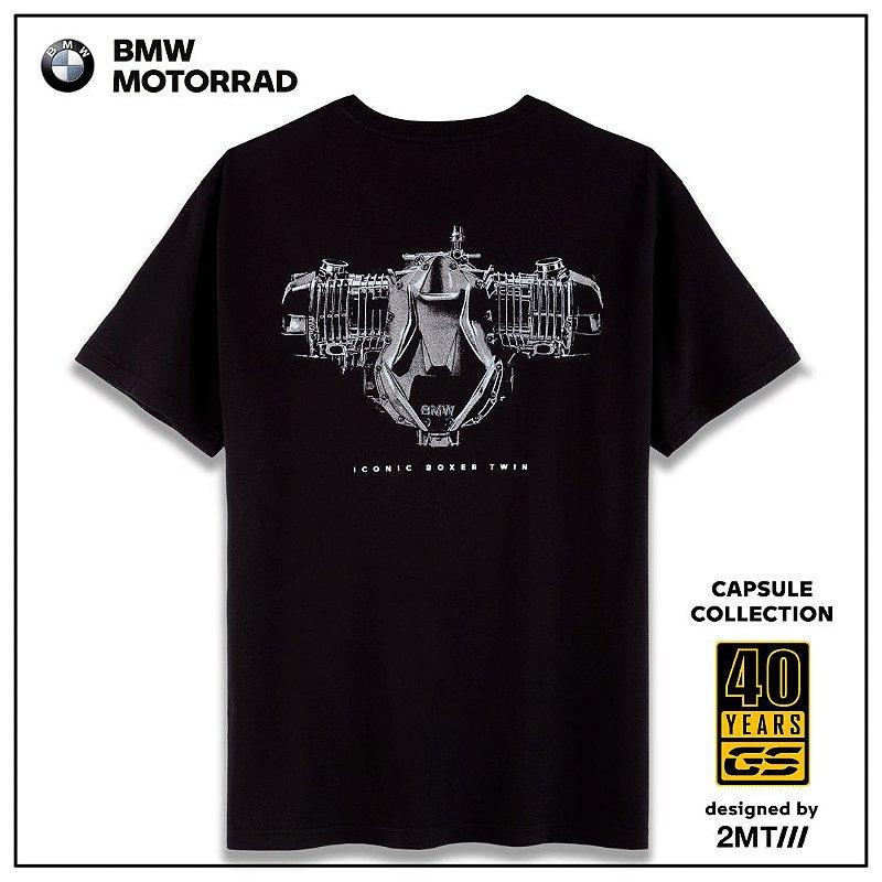 Camiseta BMW Iconic Boxer - Masculino