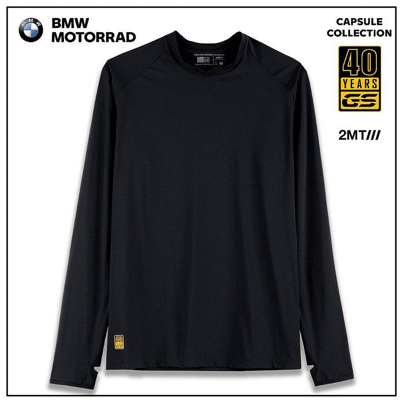 Camiseta Segunda Pele BMW Spirit - Masculino