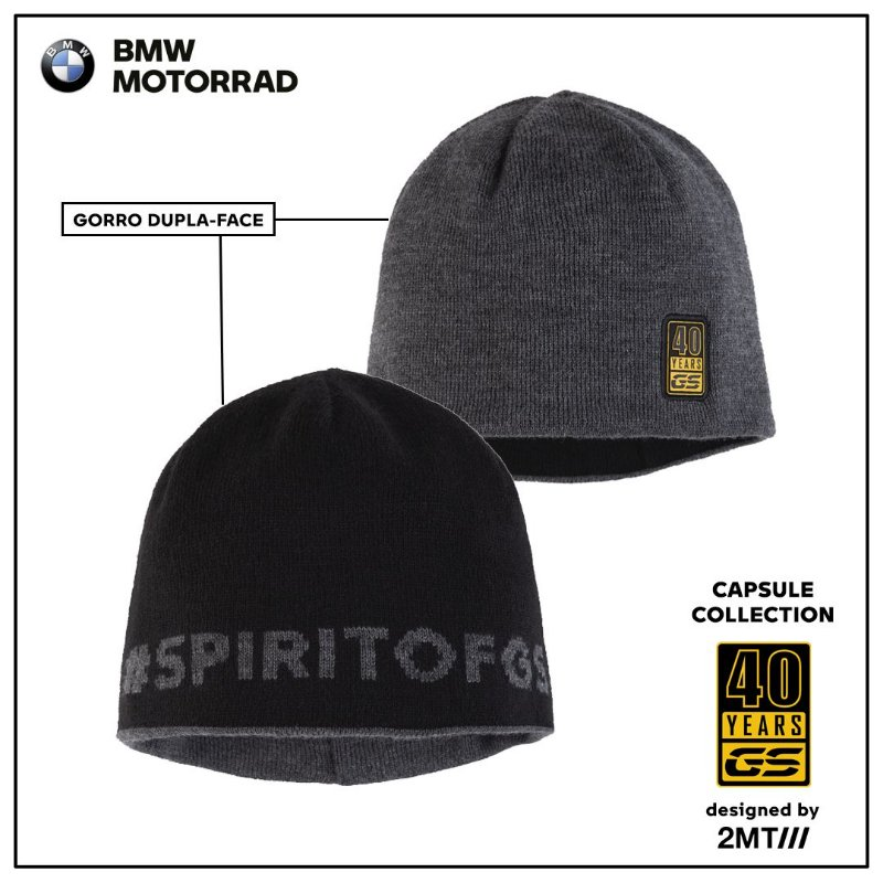 Gorro BMW Double Spirit