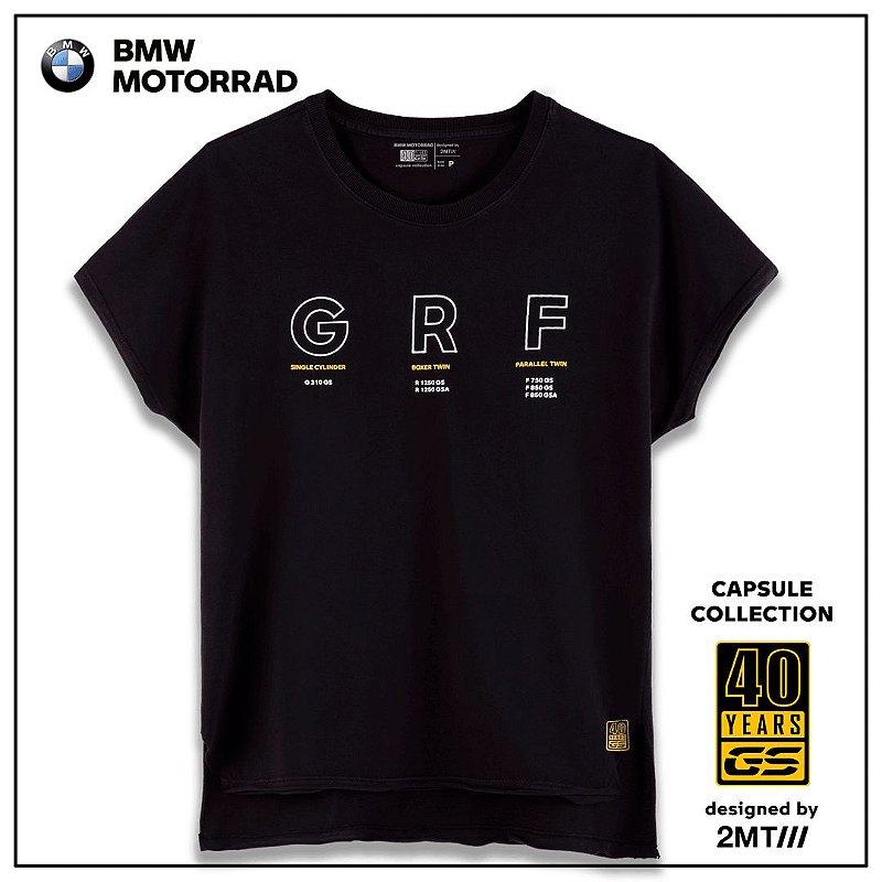 Camiseta BMW GRF - Feminina