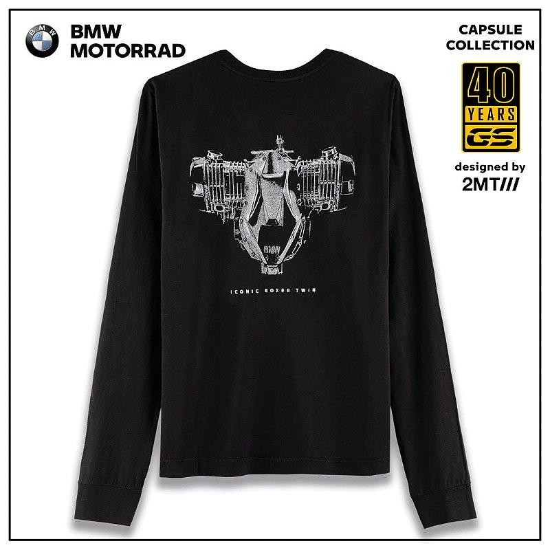 Camiseta BMW Boxer Wings - Feminina