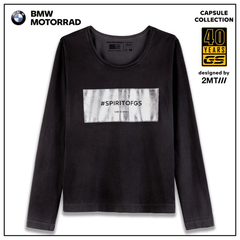 Camiseta BMW R80 History - Feminina