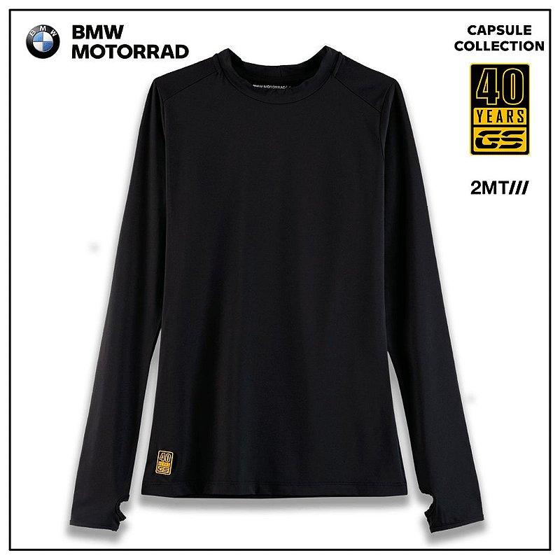 Camiseta Segunda Pele BMW Layer GS - Feminina