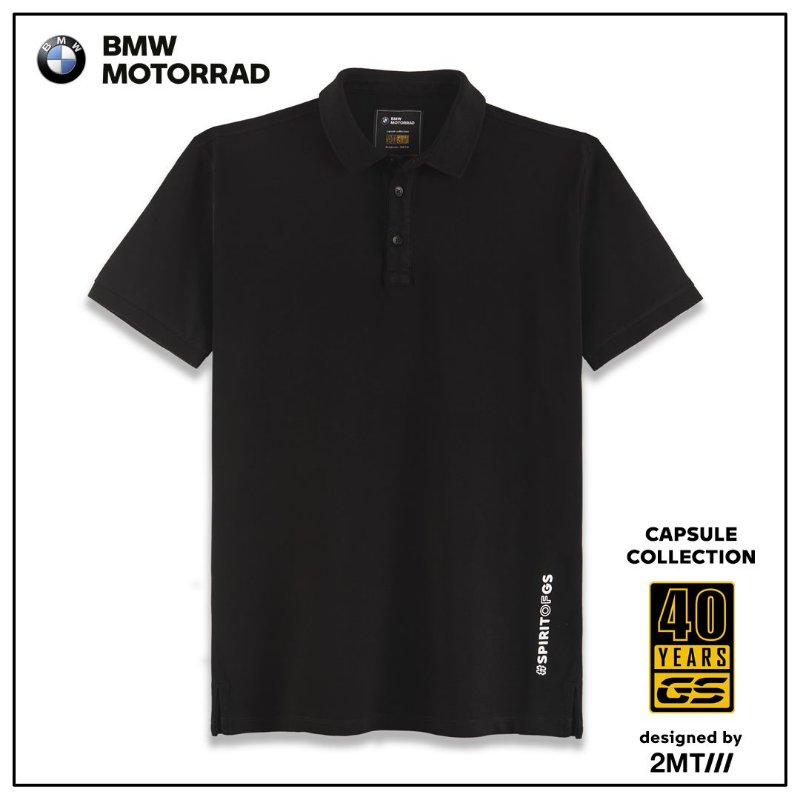Camisa Polo BMW Dark Spirit - Masculino