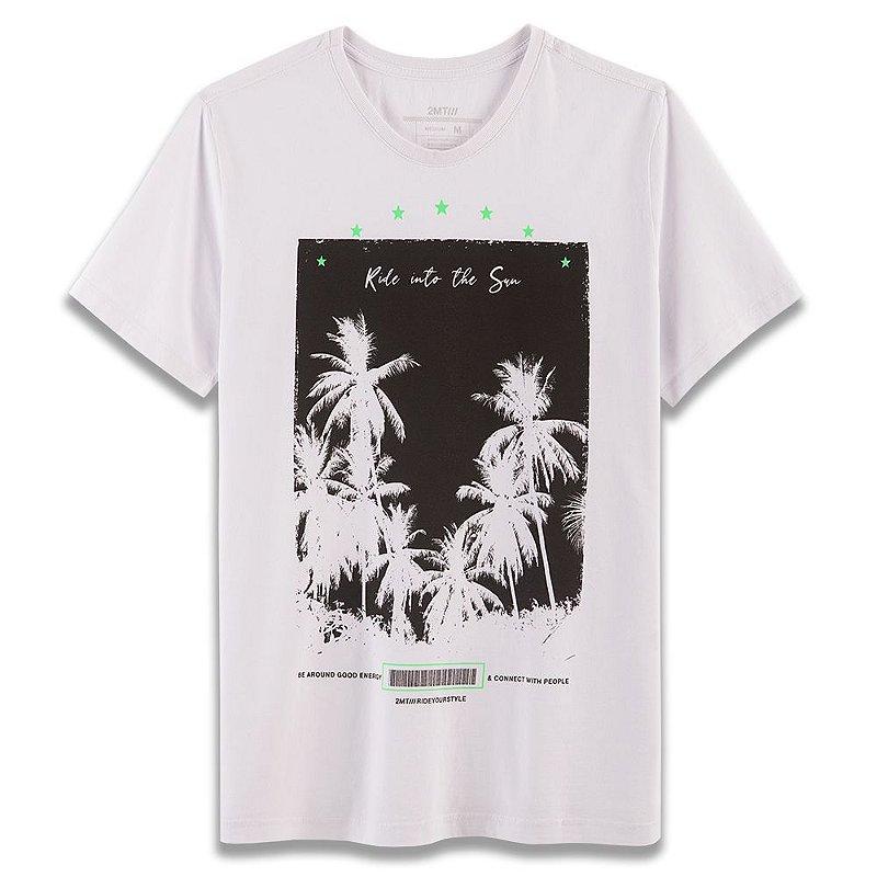 Camiseta Palm Sun