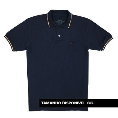 Camisa Polo Texas - Marinho