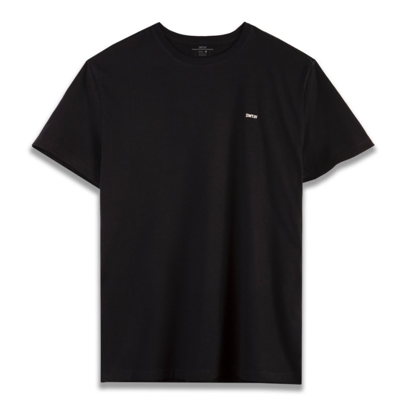 Camiseta Basic Soft - Preto