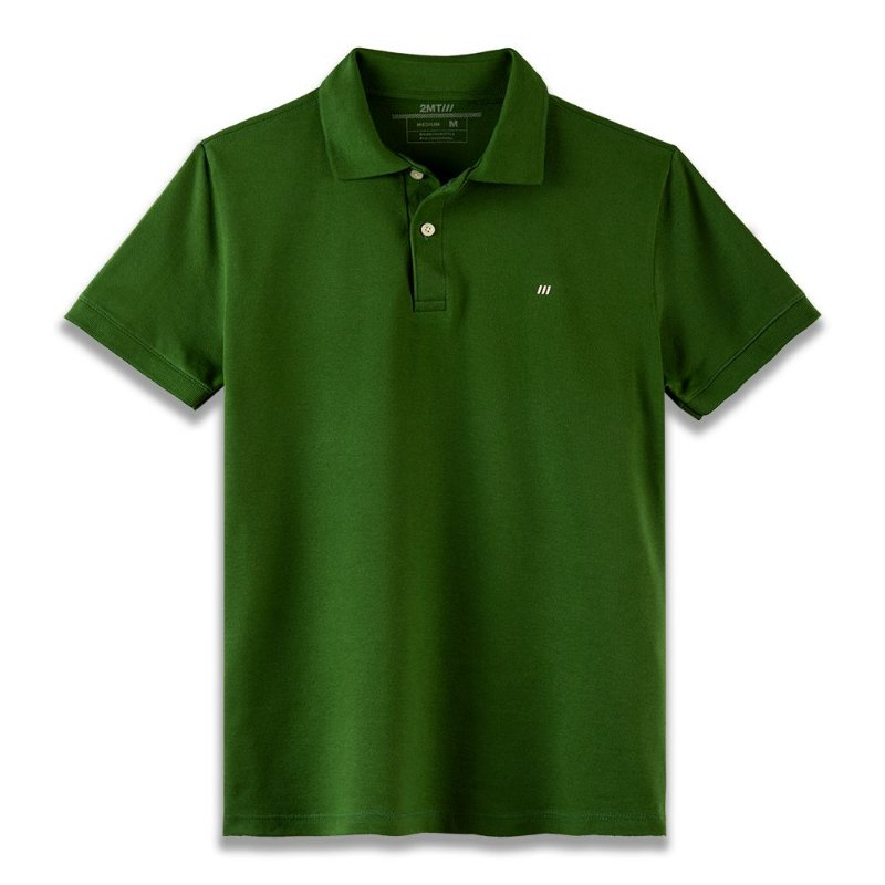 Camisa Polo Palermo - Verde