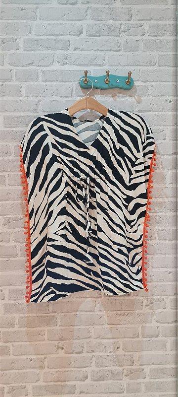 Bata Dianinha Zebra