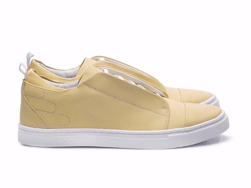 TENIS FIFTH 4704 - VEGETALY AMARELO