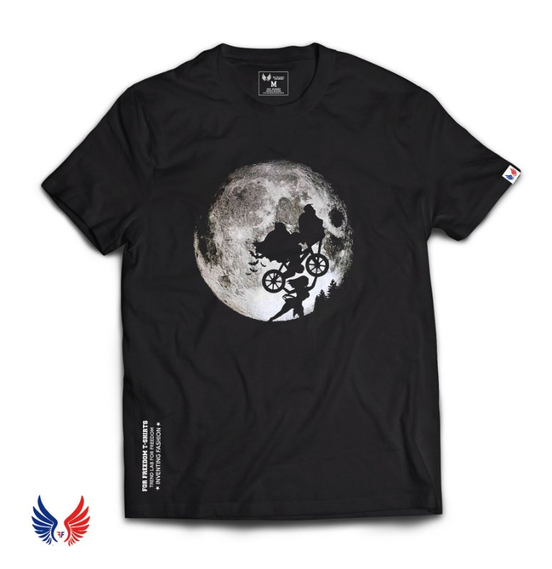 Camiseta O Luar