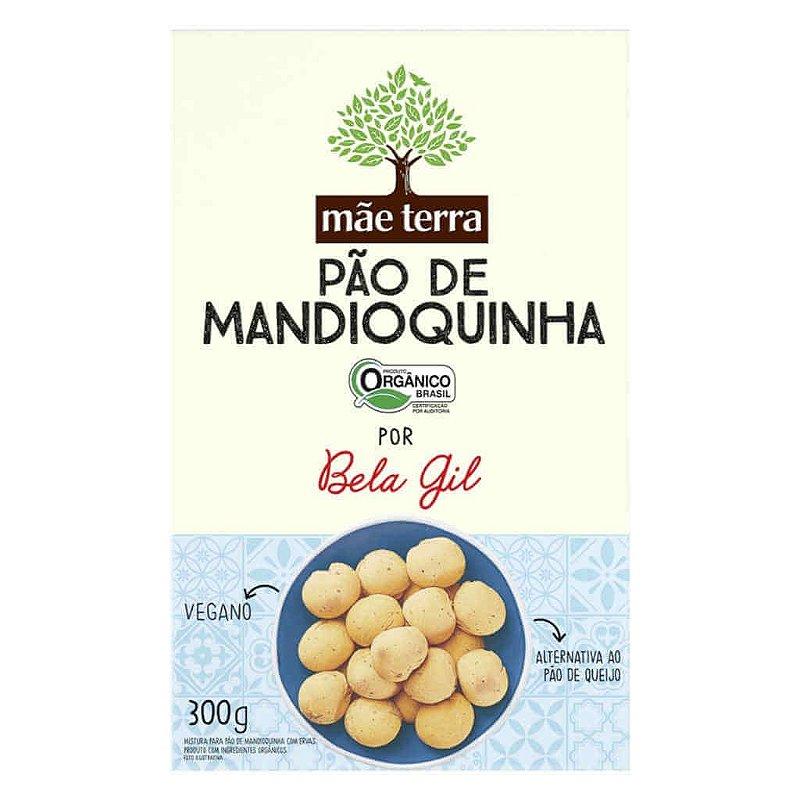 Mistura para Pão de Mandioquinha Bela Gil Orgânico 300g - Mãe Terra