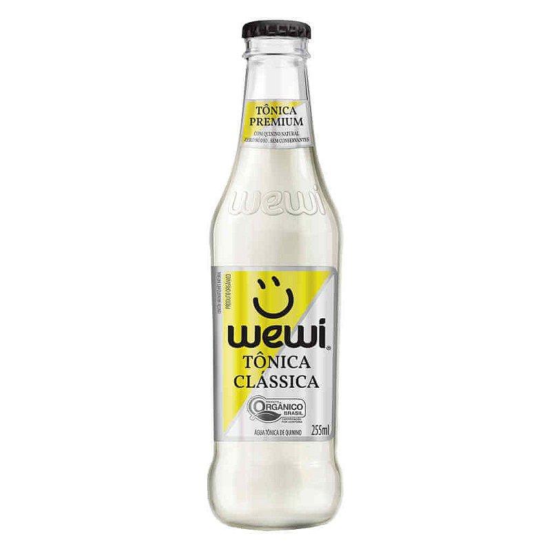 Tônica Orgânica 255ml - Wewi