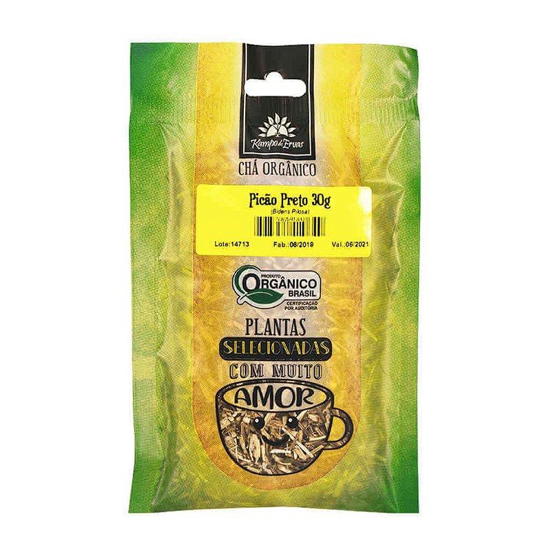 Chá de Picão Preto Orgânico 30g - Kampo de Ervas
