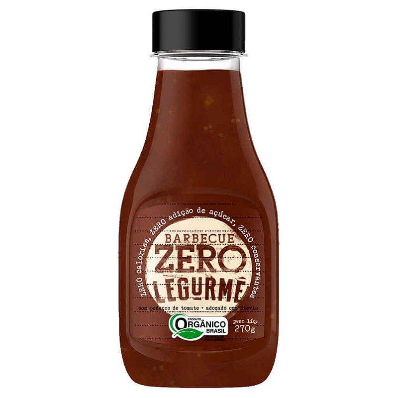 Molho Barbecue Pronto Zero Orgânico 270g - Legurmê