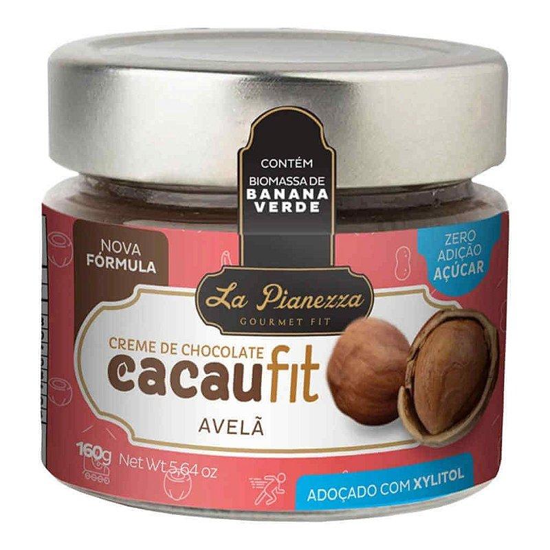 Cacaufit Creme de Chocolate com Avelã 160g - La Pianezza