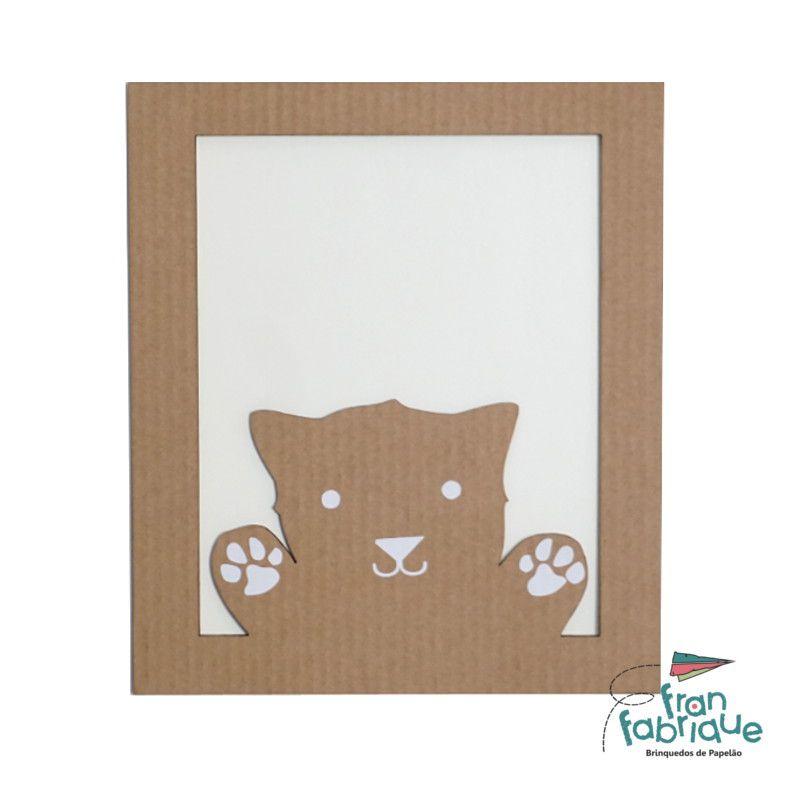 Bóris, o Cão - Quadro Decorativo