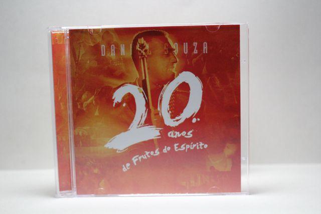Cd 20 anos frutos do Espírito - Daniel Souza