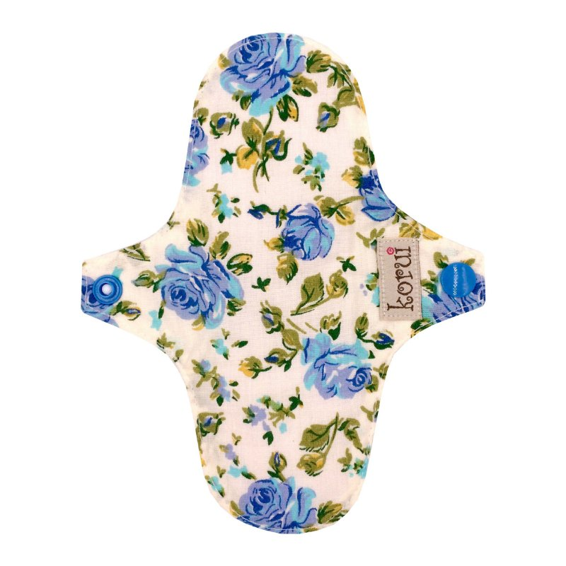 Protetor de Calcinha com abas - Flor do Dia