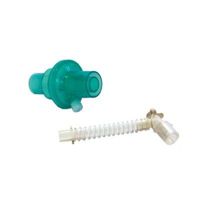 Filtro e umidificador bacteriano/viral Eletrostático Hygroboy - com traqueia