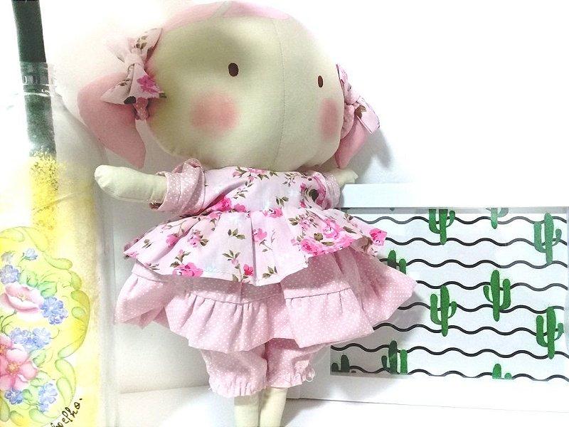 Boneca de tecido Tilda