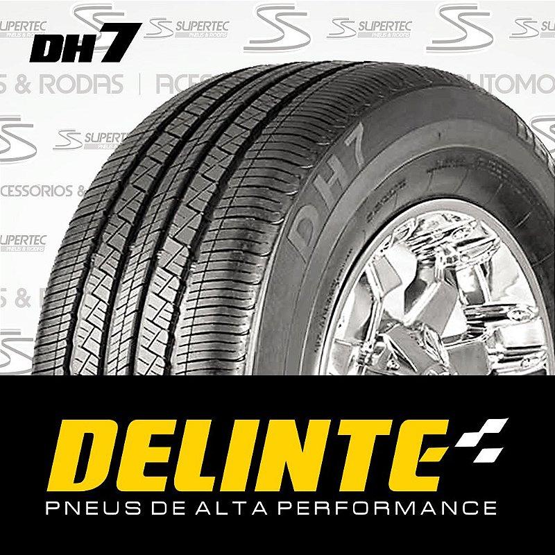 pneu 235 55 r18 104v xl dh7 delinte supertec pneus rodas. Black Bedroom Furniture Sets. Home Design Ideas