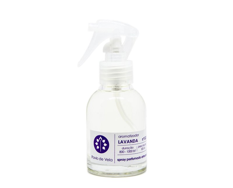 Spray de Ambiente | Lavanda - 100mls