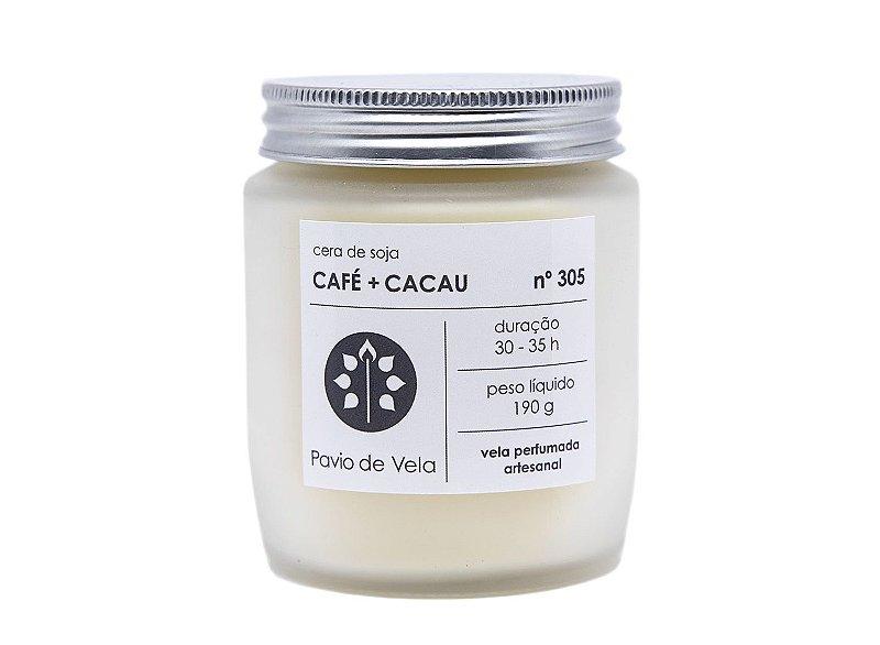 Vela Café+Cacau | 35 horas (Gourmand)