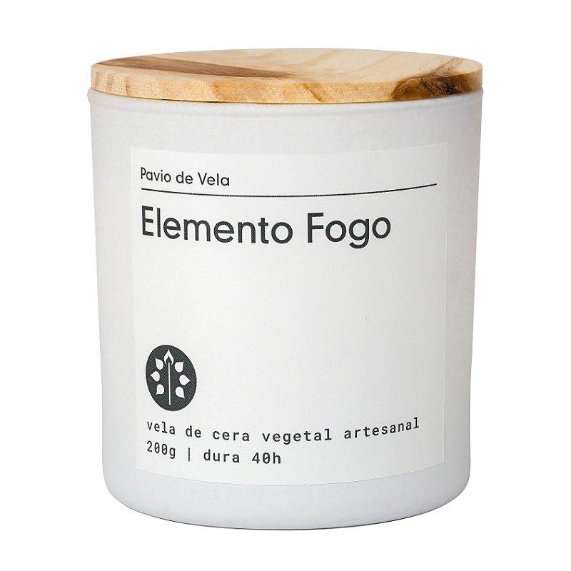 Elemento Fogo | 40 horas (Frutado)