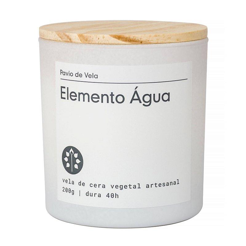 Elemento Agua | 40 horas (Refrescante)