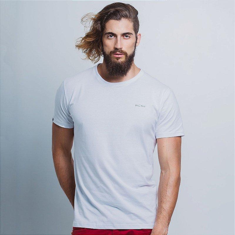 Camiseta BeCauz Masculina